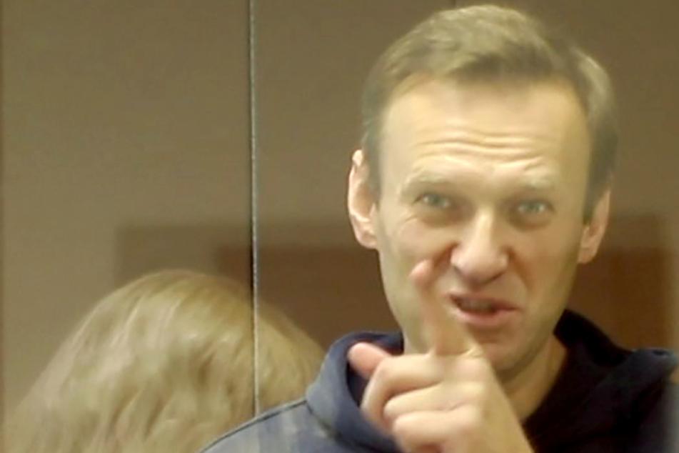 Nächste Strafe für Nawalny? Verurteilter Kremlkritiker schon wieder vor Gericht