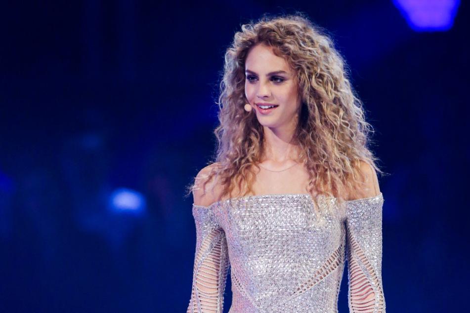 """Simone gewann die 14. Staffel von """"Germany's Next Topmodel""""."""