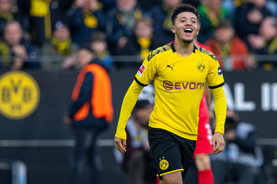 BVB-Youngster Jadon Sancho (20) will nach wie vor in die Premier League.