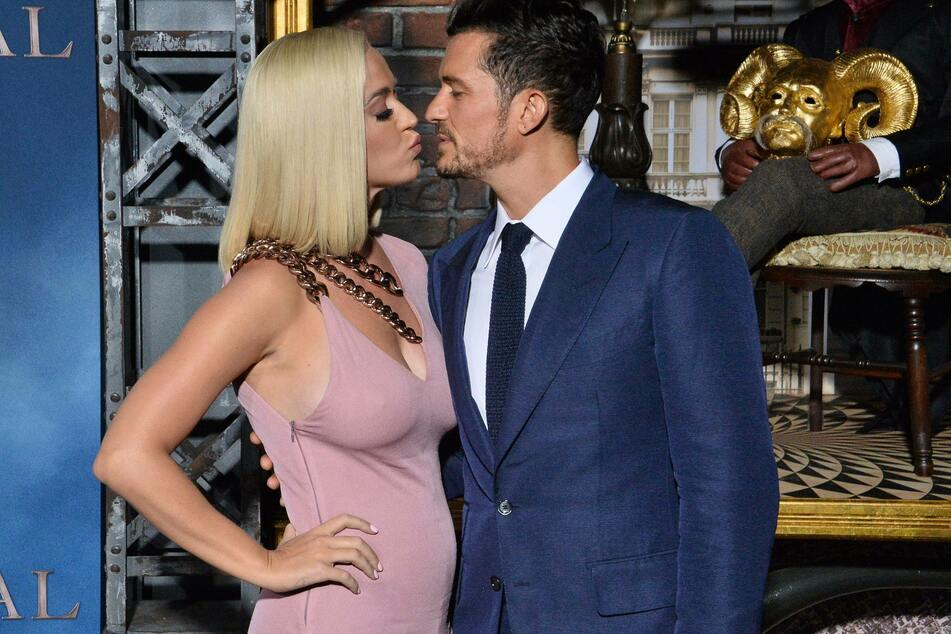 Orlando Bloom and Katy Perry are happy about their daughter Daisy Dove Bloom.