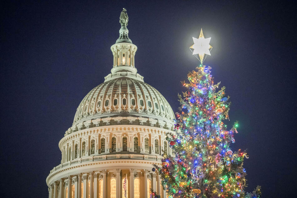 Just in time for Christmas, Republicans deny $2,000 stimulus checks for American workers.