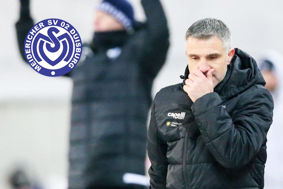 MSV Duisburg zieht erneut die Reißleine: Coach Lettieri gefeuert!