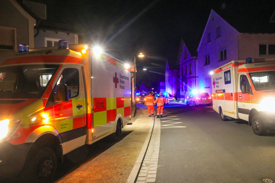 Explosion auf dem Balkon: Gesamte Familie erleidet schwere Verbrennungen