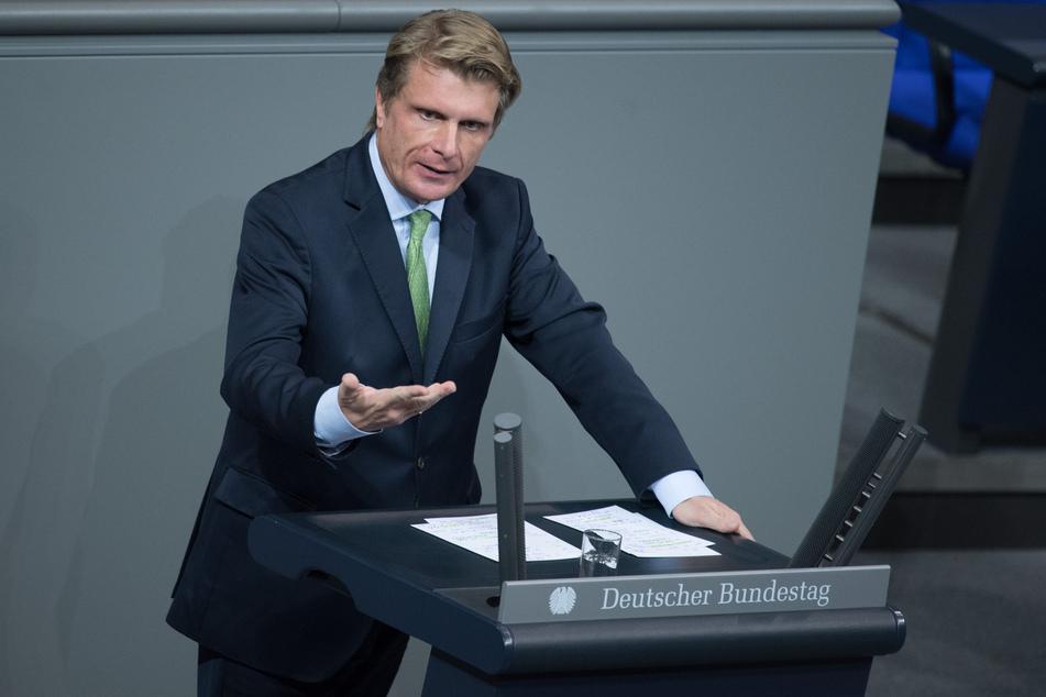 Thomas Bareiß (CDU), Parlamentarischer Staatssekretär.