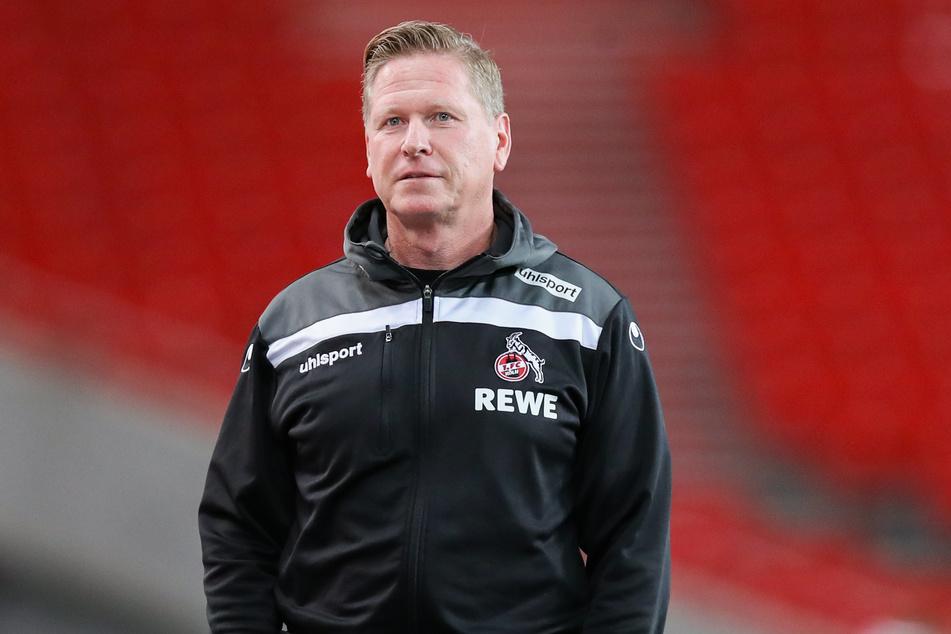 Trainer Markus Gisdol (51) wartet mit dem 1. FC Köln seit 15 Spielen auf einen Sieg.