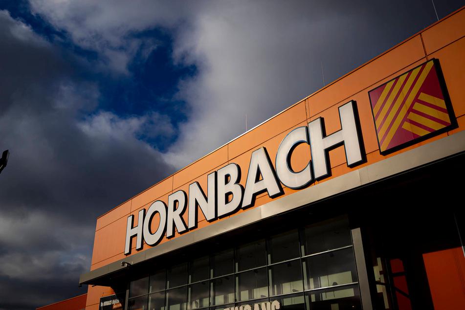 Bei Hornbach gab es für den Lausitzer Kleinunternehmer immer was zu tun.