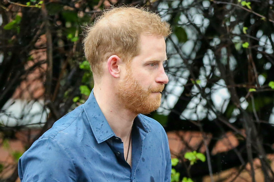 Prince Harry might be suffering from PTSD.
