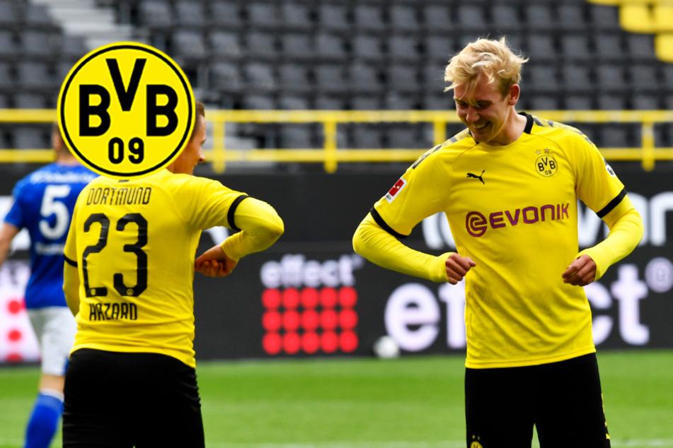 """BVB begeistert gegen Schalke vor Geisterkulisse wegen """"einem kleinen Vorteil"""""""