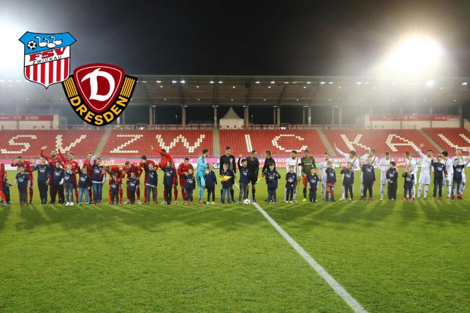 Derby-Time in Zwickau! Was spricht für Dynamo, was für den FSV?