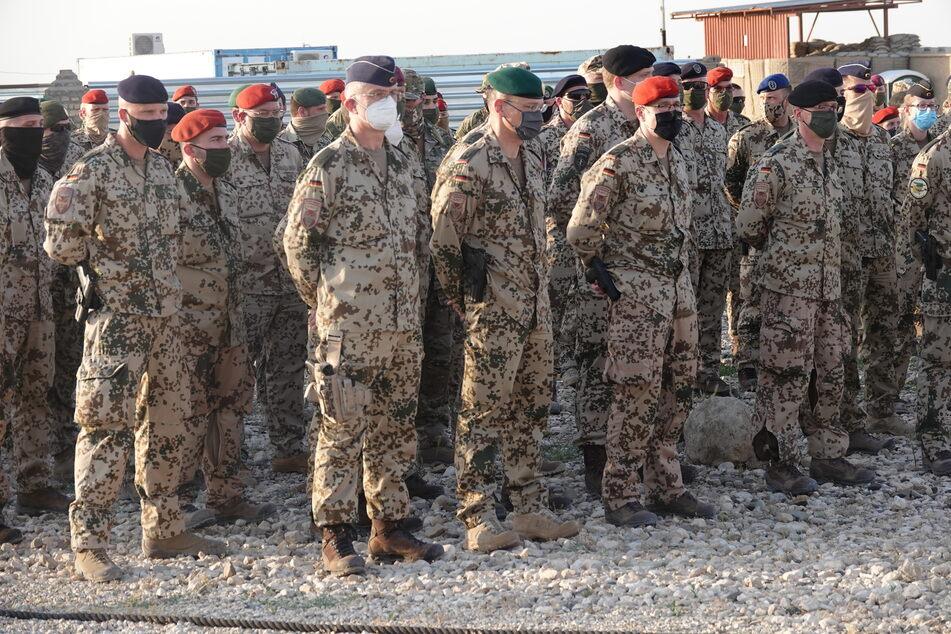 """""""Auftrag in Afghanistan ist beendet"""": Bundeswehr beginnt den Truppenabzug"""