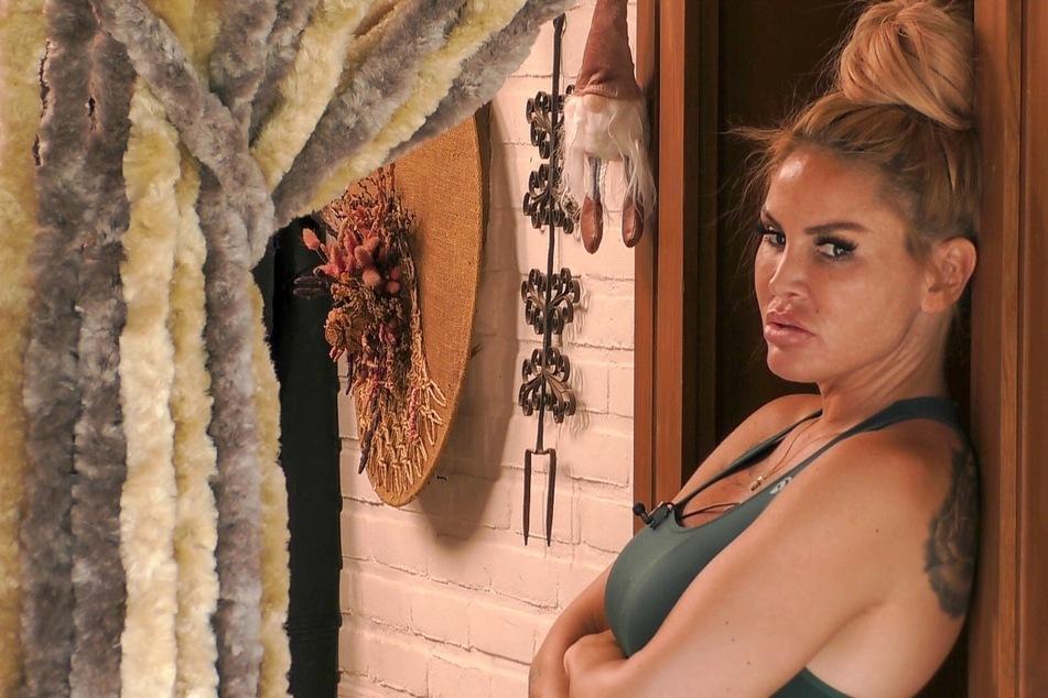 """Eva Benetatou (28) ist YouTuberin Lisha (Foto) im """"Sommerhaus der Stars"""" ein Dorn im Auge."""