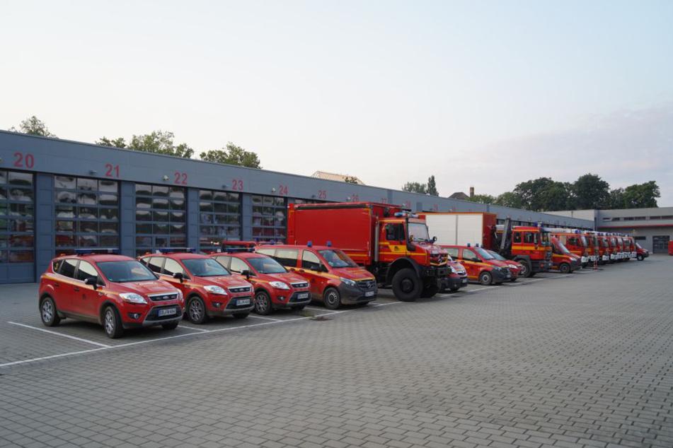 Die Fahrzeuge und Geräte müssen am heutigen Samstag überprüft werden.