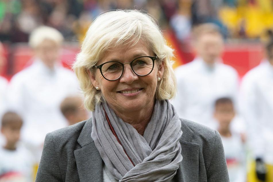 Deutschlands ehemalige Bundestrainerin Silvia Neid (56).