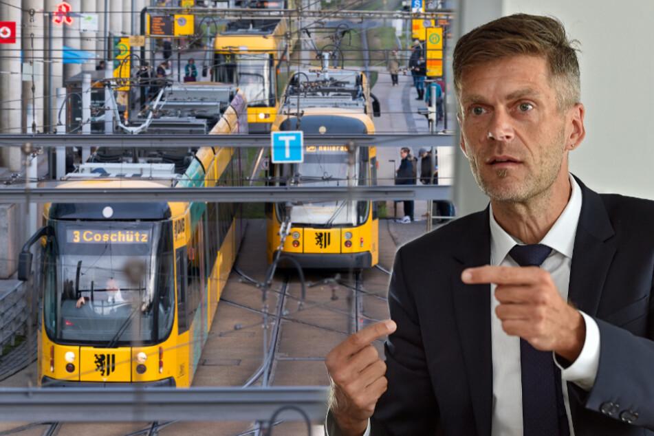 Fahrgastzahlen weiter niedrig: Was bedeutet das für die DVB?