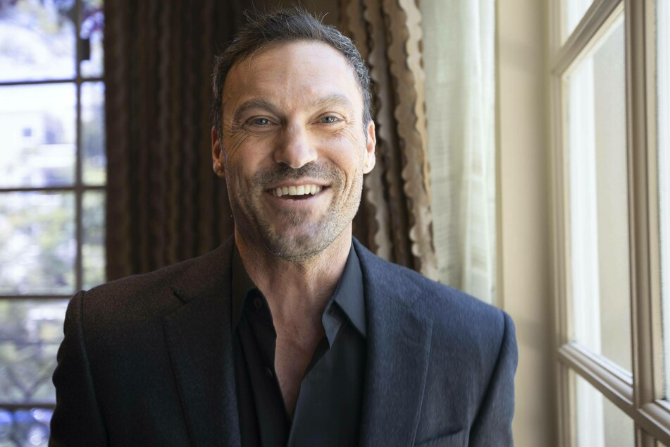 Brian Austin Green is on cloud nine with new girlfriend