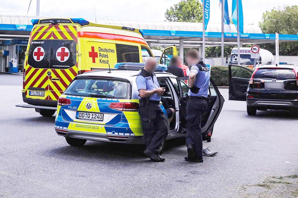 Unfall A4: Nach Unfall auf A4: Typ haut mit fremdem Auto ab und kidnappt Fahrer