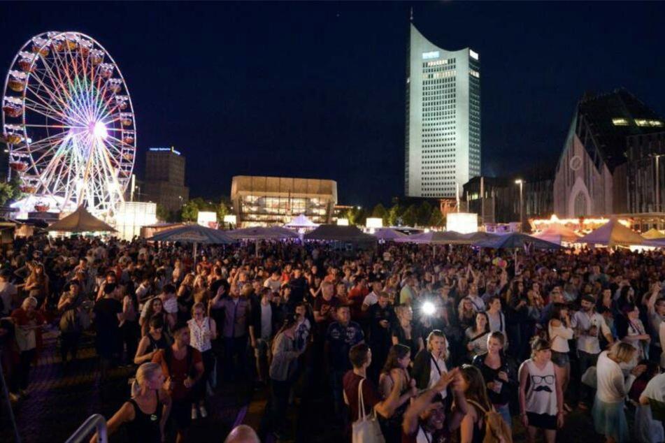 Dieses Jahr wird nicht groß in der Leipziger Innenstadt gefeiert.