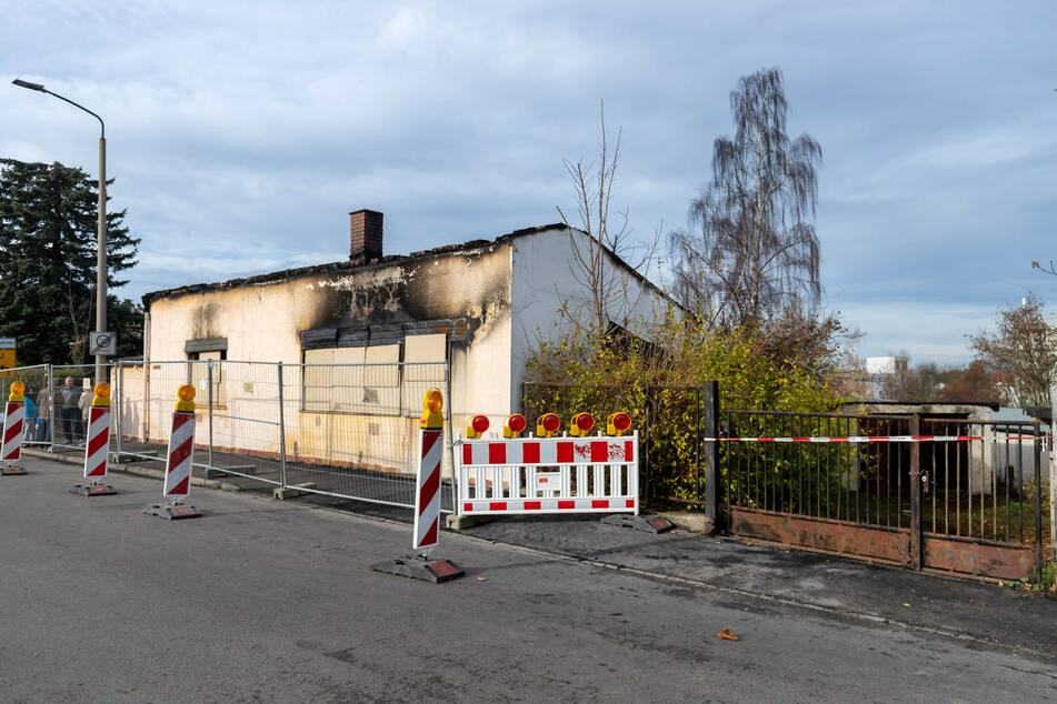 Bei dem Brand entstand ein Schaden von rund 100.000 Euro.