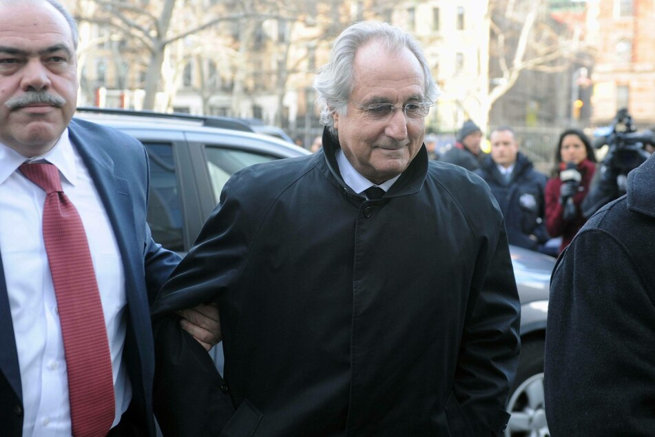 Bernie Madoff, author of biggest Ponzi scheme in history, dies in federal prison