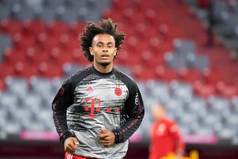 Wird Joshua Zirkzee (19) vom FC Bayern München der neue Stürmer der Frankfurter Eintracht?