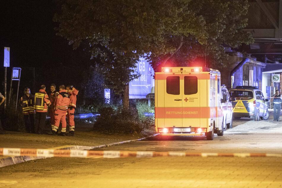 Messer-Attacke am Stuttgarter Nordbahnhof: Frau bangt um ihr Leben