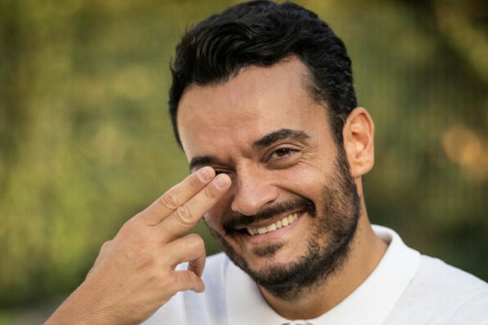 Giovanni Zarrella (43) ist beim Riverboat zu Gast und bringt seine Mutti mit.