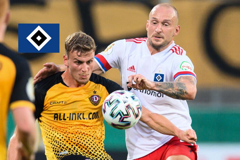 Nach Pokal-Attacke: HSV-Profi Leistner fehlt im Training