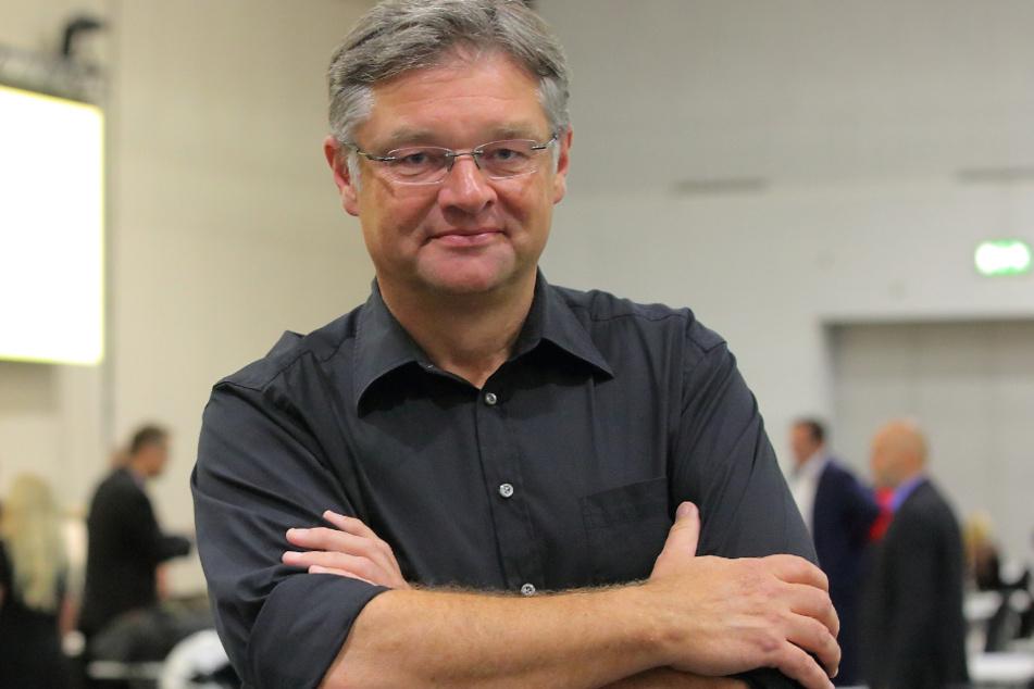 Holger Zastrow (51, FDP) will die Ausschüsse verkleinern, um Kosten zu sparen.