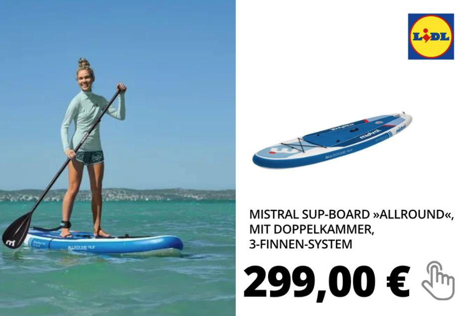 mistral SUP-Board »Allround«