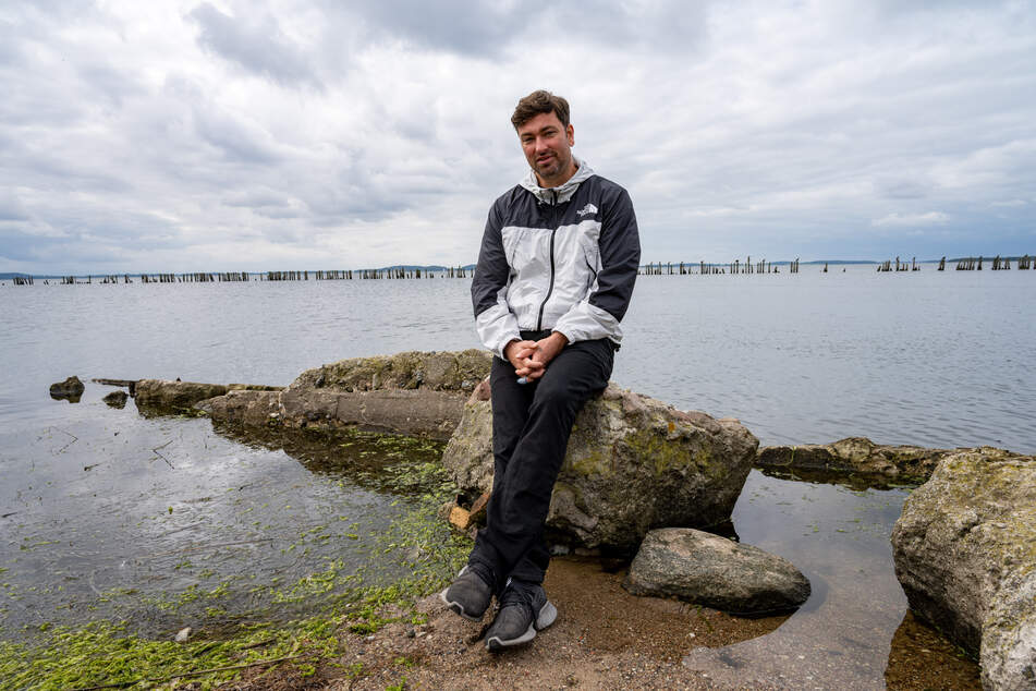Der aus Rostock stammende Rapper Marteria (38, bürgerlich Marten Laciny).