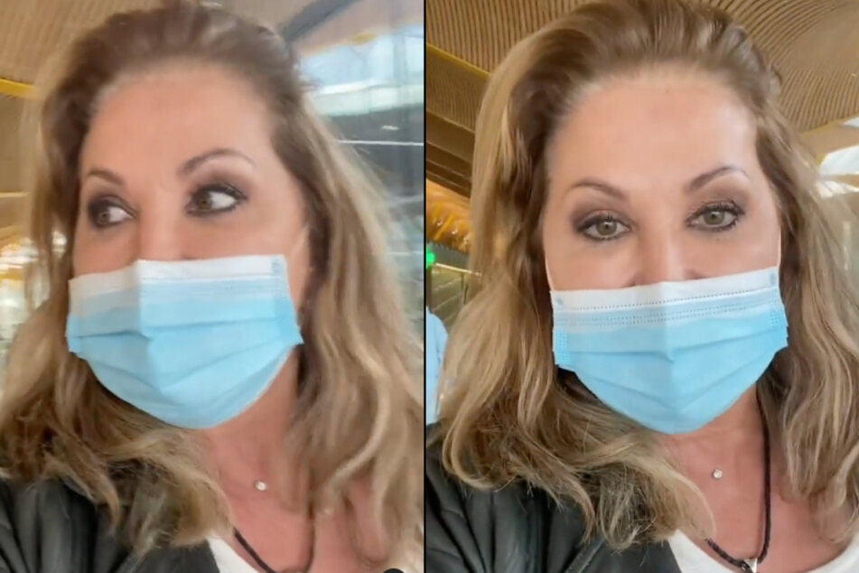 Carmen Geiss (55) hat am Flughafen in Madrid eine böse Überraschung erlebt - ihr Mann Robert (57) wurde von der Polizei abgeführt!