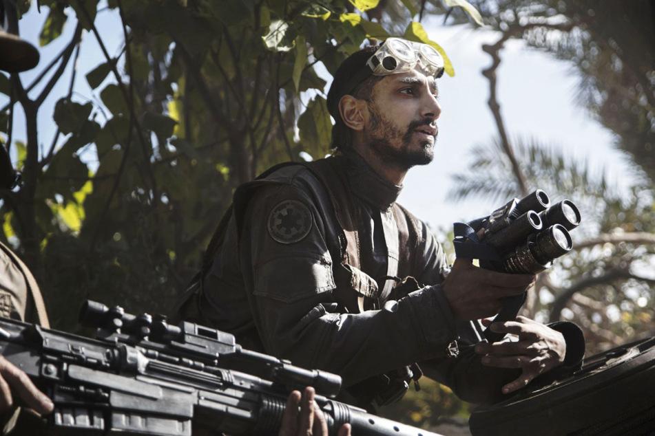 "Riz Ahmed verkörperte in ""Rogue One: A Star Wars Story"" den imperialen Piloten Bodhi Rook."