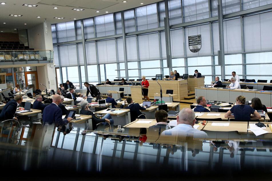 Der Landtag von Sachsen-Anhalt wird womöglich bald ausschließlich per Briefwahl bestimmt.