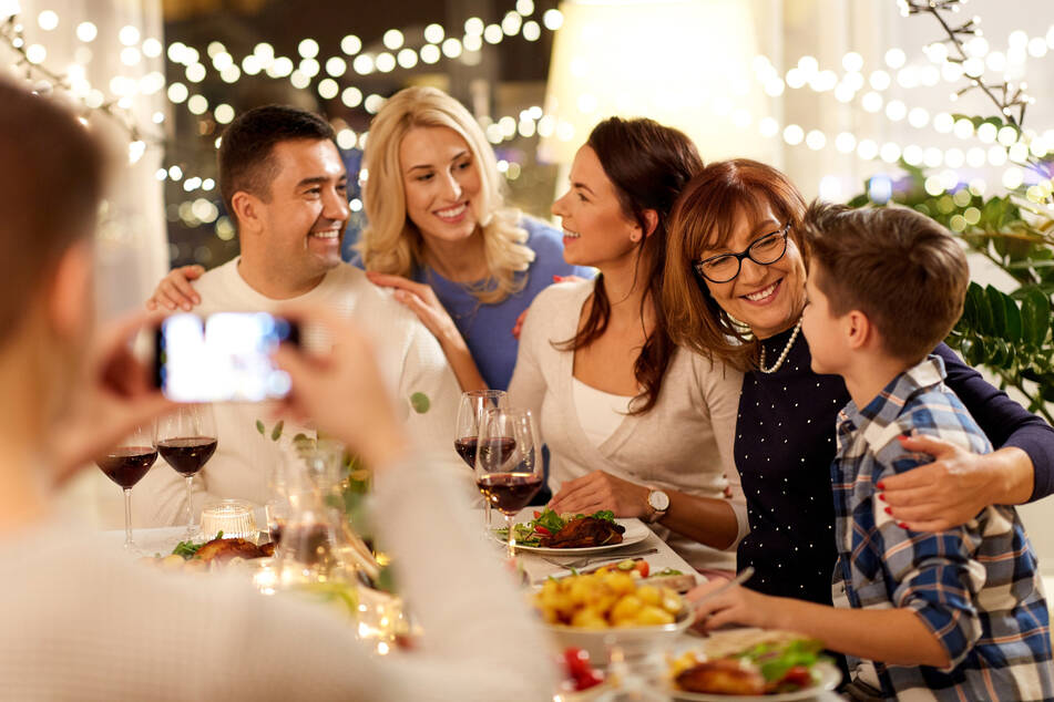 Cuomo explains that most of the current Covid-19 infections can be traced back to small domestic social gatherings (stock image).