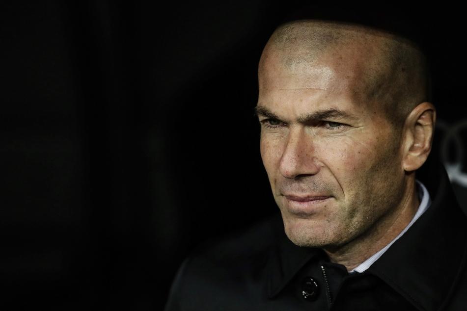 Liebäugelt Zinedine Zidane (48) etwa tatsächlich mit Giovanni Reyna?