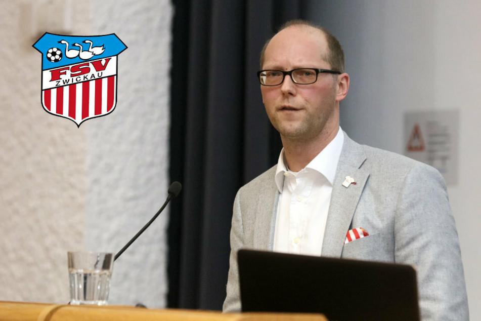 FSV Zwickau kritisiert DFB und fürchtet finanzielle Verluste