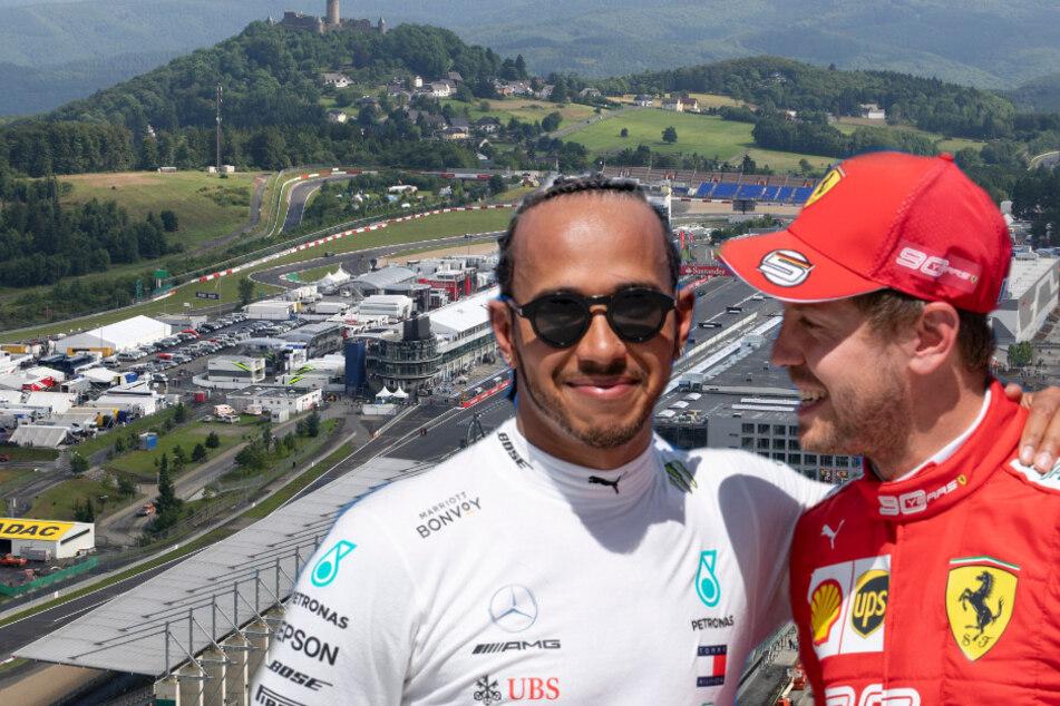 Corona macht es möglich: Formel 1 zurück am Nürburgring!