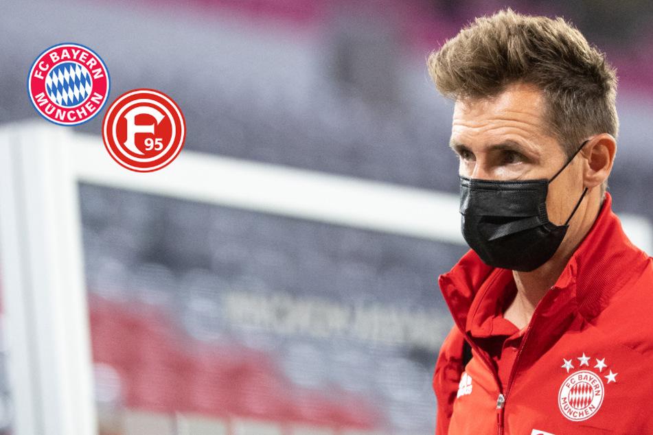 Vom FC Bayern nach Düsseldorf: Miroslav Klose bald als Chef an der Seitenlinie?