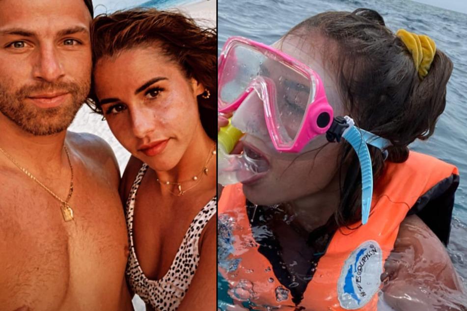 """Hatte richtig Angst"": Sarah Lombardi hat krasses Urlaubserlebnis"