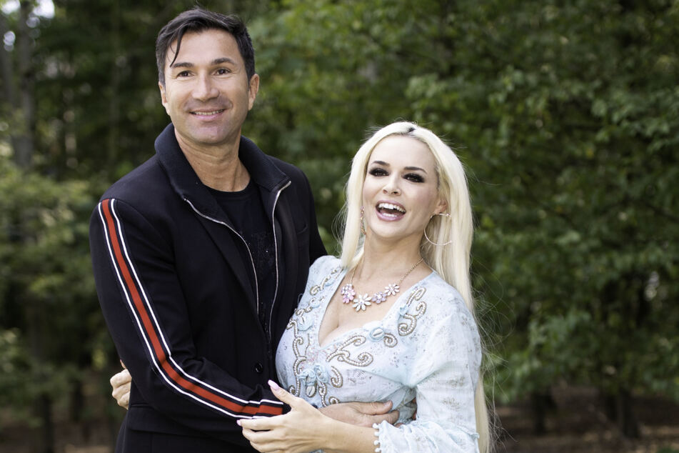 Ehemann Lucas Cordalis (53) reicht Daniela Katzenberger (34) als Gesprächspartner nicht aus.