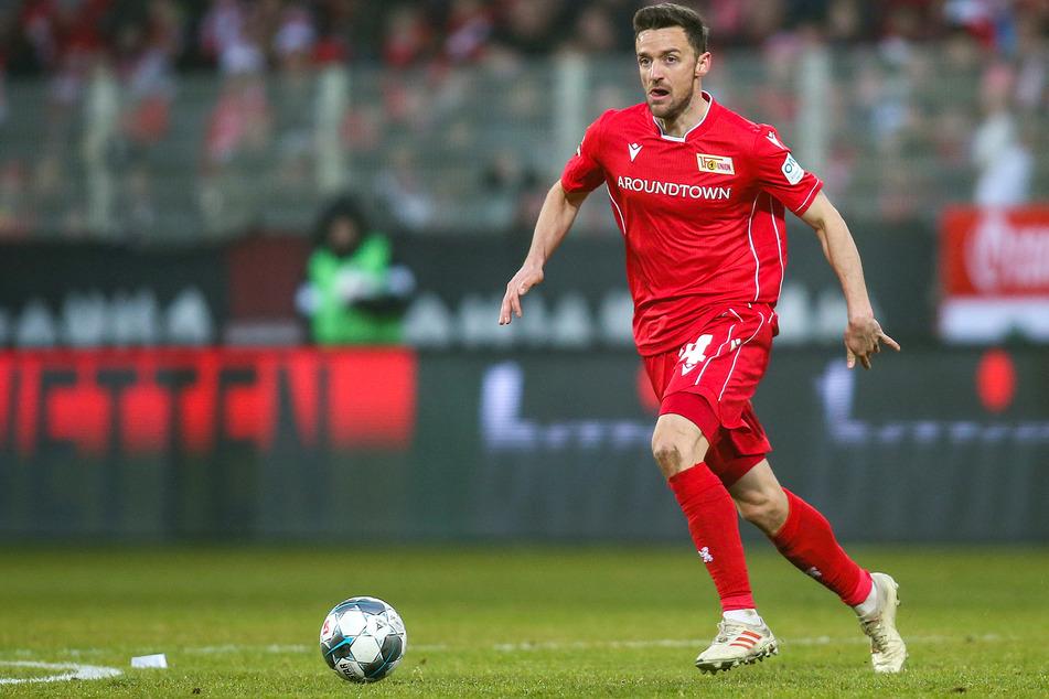 Christian Gentner (34) im Union-Trikot aus der Vorsaison.