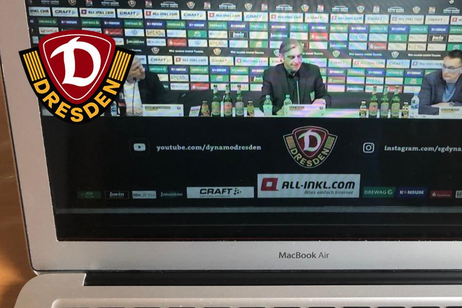 """Dynamos Geschäftsführer beziehen Stellung: """"Wollen es sportlich regeln"""""""