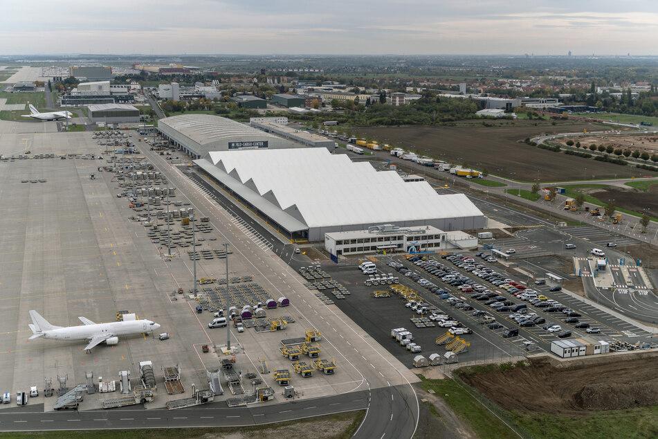 Amazon hat am Flughafen Leipzig-Halle sein erstes regionales Luftfrachtzentrum in Europa in Betrieb genommen.