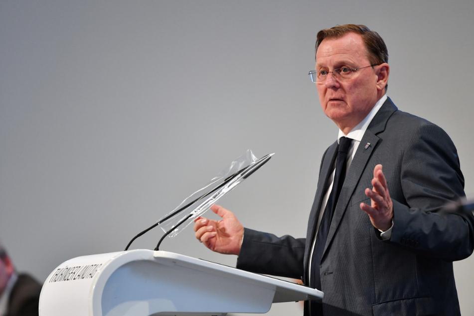 Nach den jüngsten Aussagen über Rechtsextremismus in Ostdeutschland hat Thüringens Ministerpräsident Bodo Ramelow (65, Linke) eine gesamtdeutsche Debatte gefordert. (Archivbild)