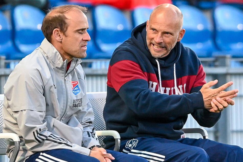Gewissheit nach der nächsten Niederlage: Trainer Arie van Lent (50) und die SpVgg Unterhaching stehen als Absteiger aus der 3. Liga fest.