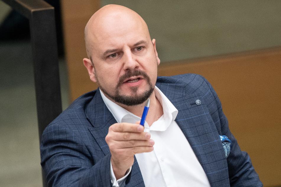 Stiftung darf Ex-AfD-Politiker Räpple als Antisemiten bezeichnen