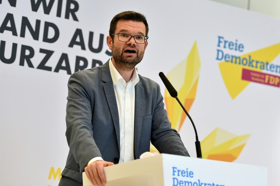 Marco Buschmann ist der erste Parlamentarische Geschäftsführer der FDP,.