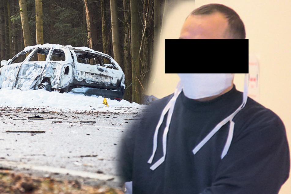 Fahrer für die Auto-Mafia: Monteur Werner verurteilt