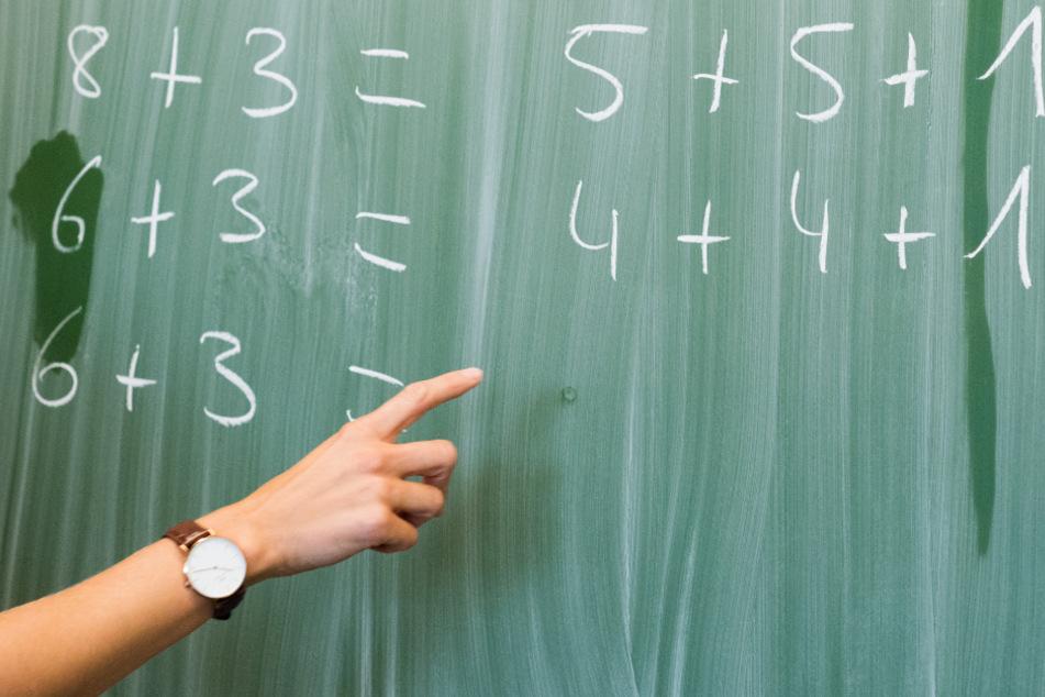 Einige Klassen werden im Mai wieder unterrichtet.