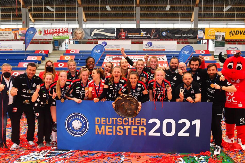 Meister DSC soll in Wiesbaden in die neue Bundesligasaison starten, aber wann steigt der Supercup?